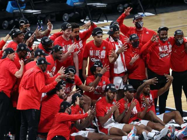 Houston Businessman Bets 7-Figures on Cougars to Win NCAA Tournament
