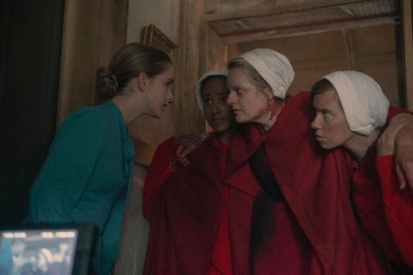'The Handmaid's Tale': Hulu Releases First Photos From ...