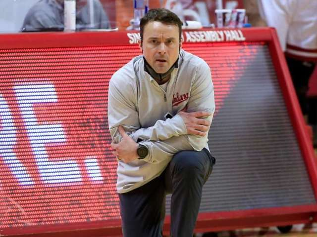 Indiana Hoosiers Fire Basketball Coach After Missing NCAA Tournament
