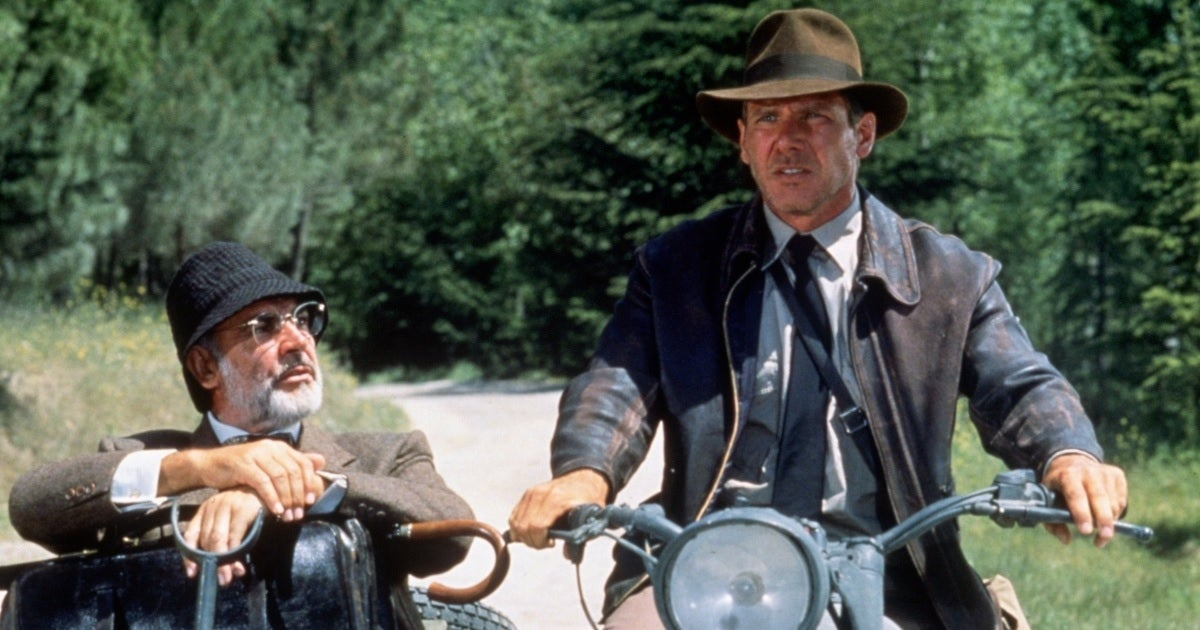 indiana jones and the last crusade getty images