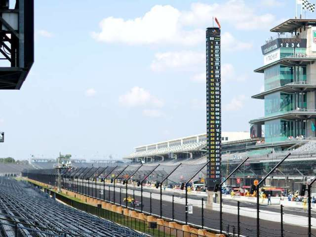 Indianapolis Motor Speedway Opening April 1 as Mass Vaccination Site
