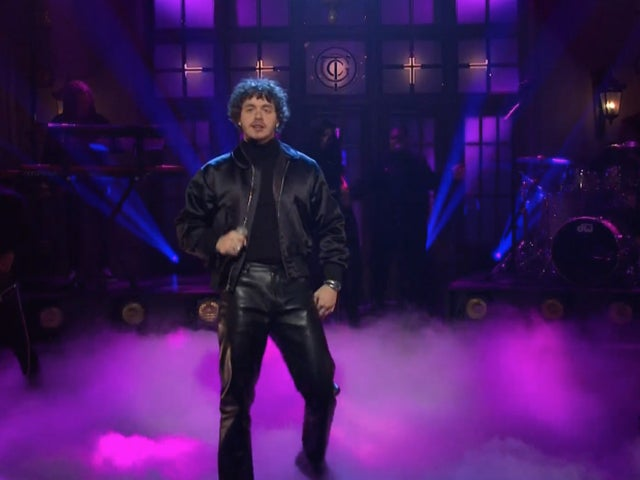 'SNL': Jack Harlow Shines in Sketch Before Delivering 'What's Poppin' and 'Tyler Herro' Medley