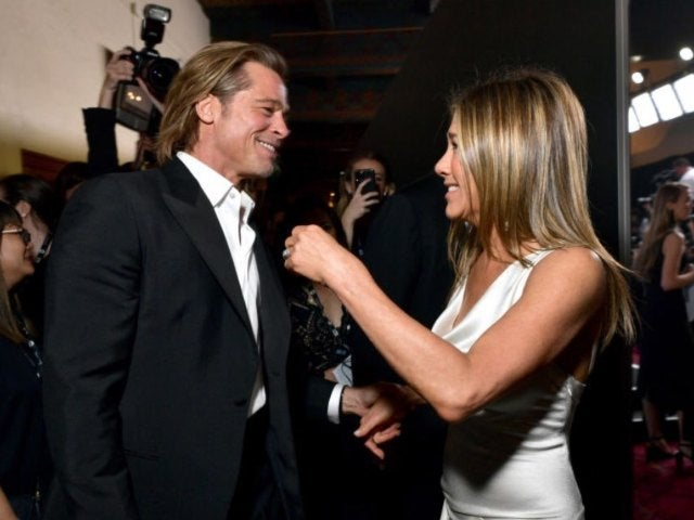 Jennifer Aniston Gushes Over Ex Brad Pitt With Swoon-Worthy Remark