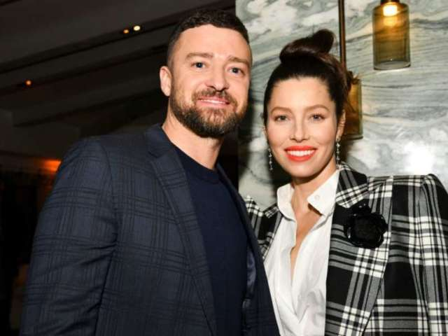 Justin Timberlake Celebrates 'Favorite Person' Jessica Biel on Her 39th Birthday With String of Goofy Photos