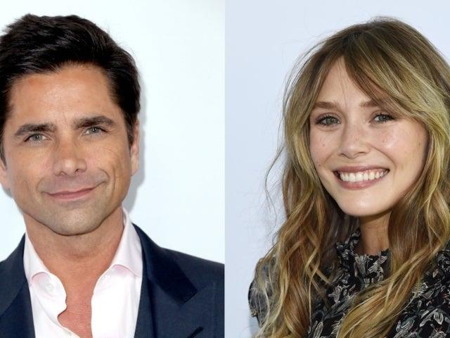 John Stamos Shares Unseen 'Full House' Set Photo With Elizabeth Olsen Ahead of 'WandaVision' Finale