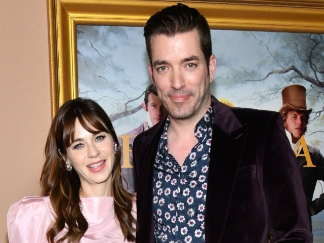 Jonathan Scott and Zooey Deschanel Teasingly Raise 'Controversy' With Sweet 'Sunny Skies' Photo