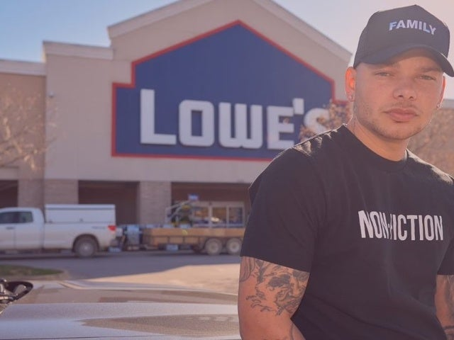 Kane Brown's Partnership With Lowe's to Give Back to His Hometown 'Feels So Full Circle' (Exclusive)