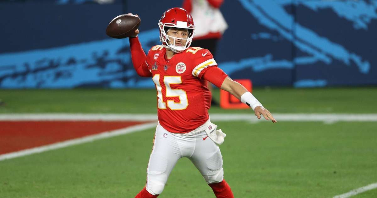 Kansas City Chiefs make adjustment to Patrick Mahomes contract