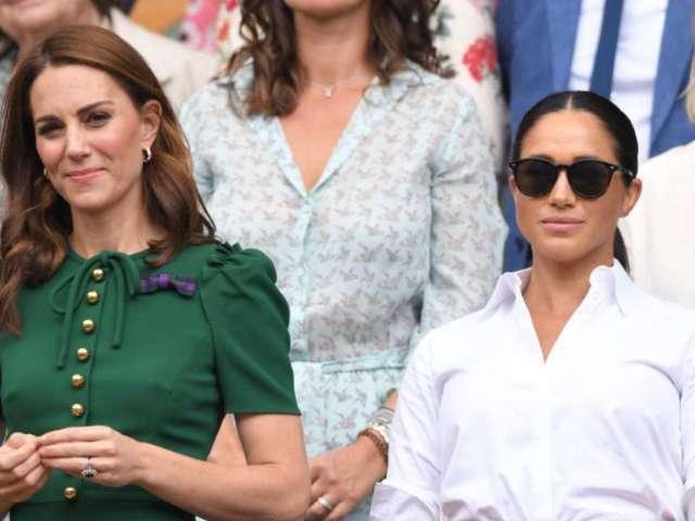 Kate Middleton Reportedly Feels Meghan Markle's Flower Girl Dress Issues Were a 'Misunderstanding'
