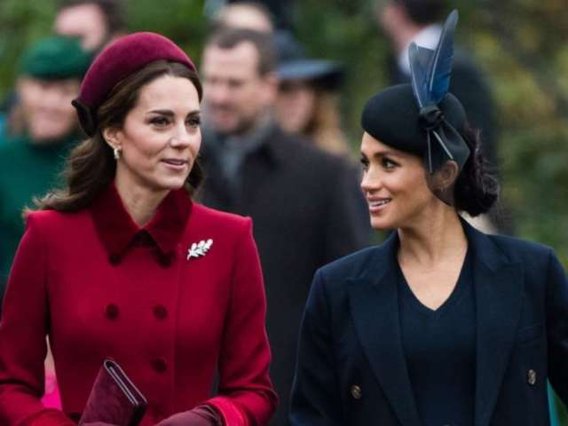 Meghan Markle and Kate Middleton Haven't Spoken Directly in a Very Long Time