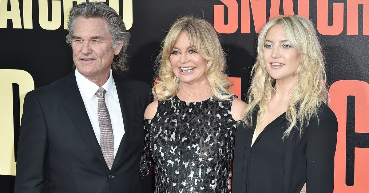 kate hudson goldie hawn kurt russell getty images