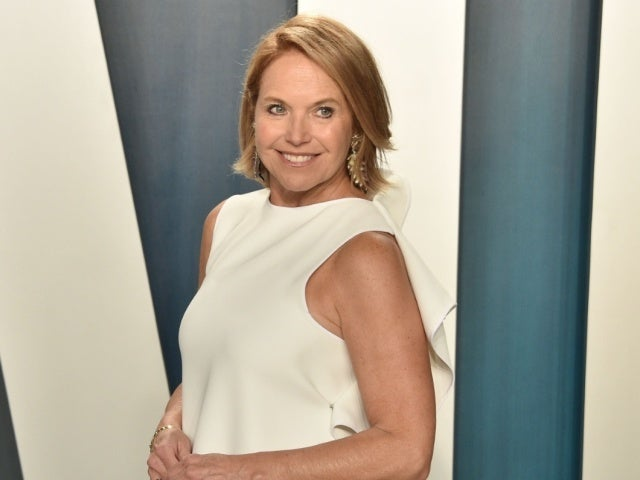 'Jeopardy!' Guest Host Katie Couric Makes History in Guest Host Appearance