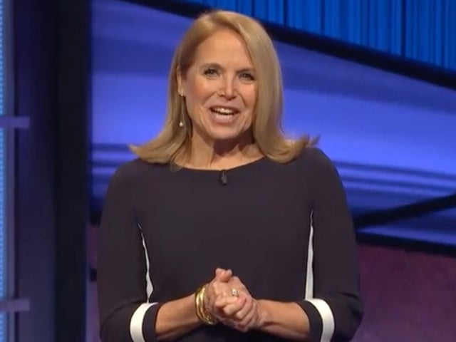Katie Couric Warns 'Glee' Actress Is 'Gonna Be Upset' When 'Jeopardy!' Contestants Don't Guess Her