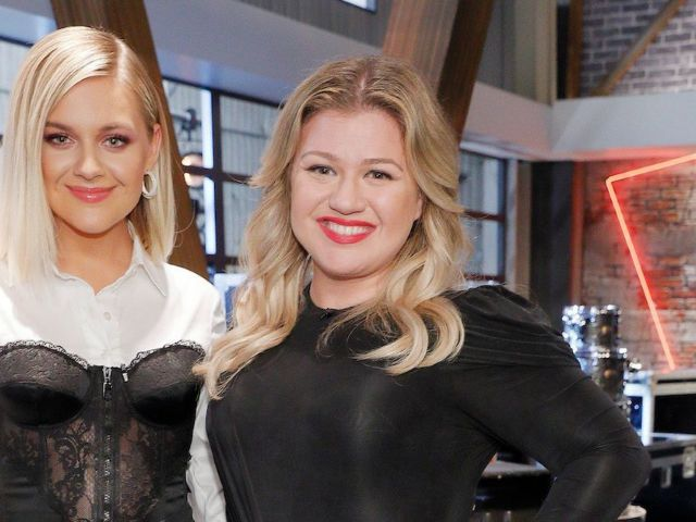 'The Voice': Kelsea Ballerini Calls Kelly Clarkson for Advice While Filling in for Her