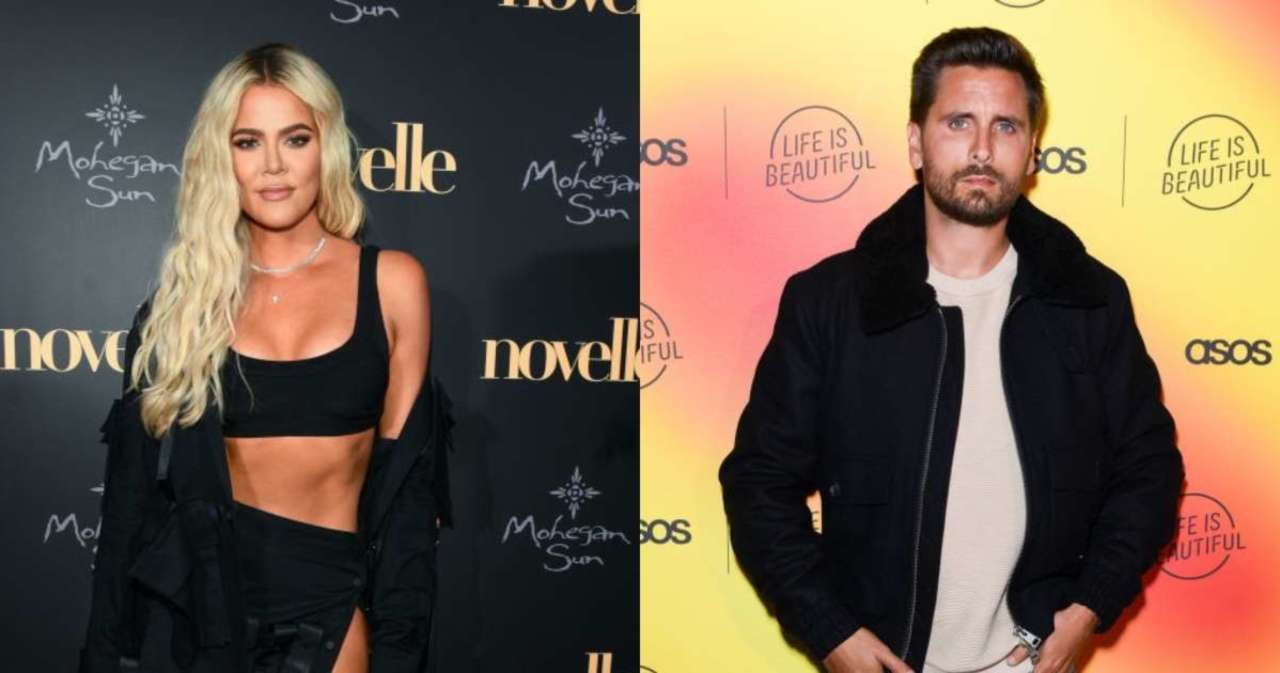 Khloe Kardashian Shares Topless Photo and Scott Disick Leaves Playful Comment.jpg
