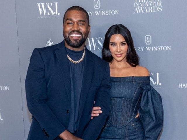 Kim Kardashian and Kanye West's Divorce Begins to Play out on 'KUWTK'