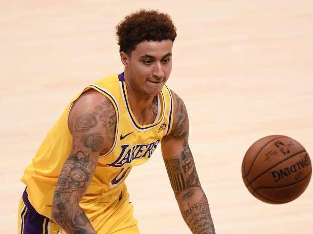 Lakers' Kyle Kuzma Blames Missed Shot on Earthquake