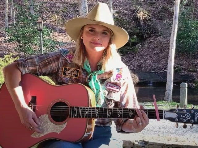 Miranda Lambert Performs 'Heart Like Mine' During 'We're Texas' Livestream Show