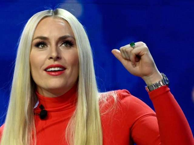 Lindsey Vonn Hits the Slopes With Hugh Jackman After They Sing Together