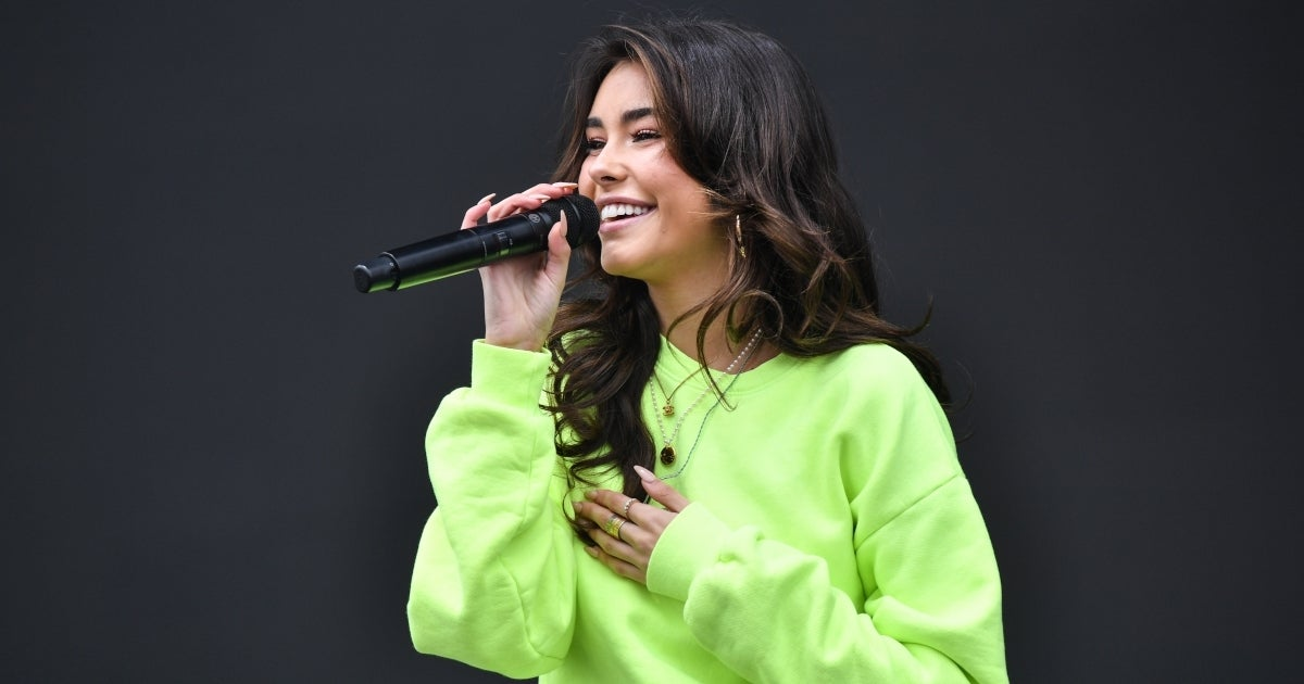 madison beer getty images