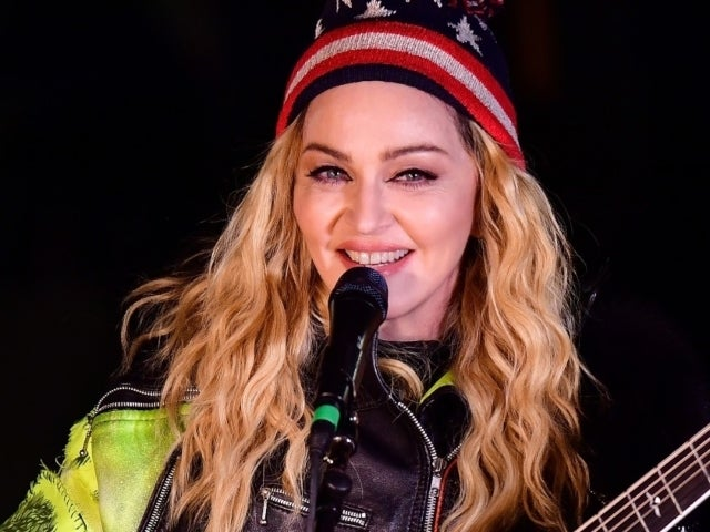 Madonna Allegedly Busted Using Photoshop to Put Her Face on Younger Woman's Body