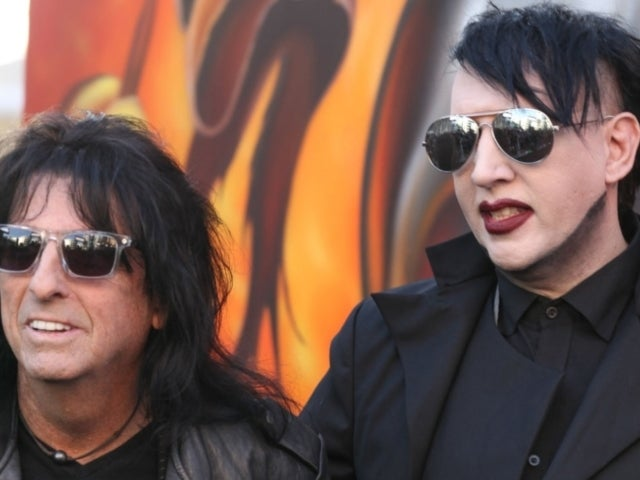 Alice Cooper Speaks on Marilyn Manson Allegations, Compares Situation to Johnny Depp's Scandals
