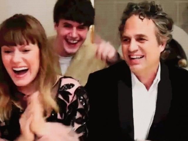 Mark Ruffalo's Kids Deliver Heartwarming Moment by Crashing Golden Globes Acceptance Speech