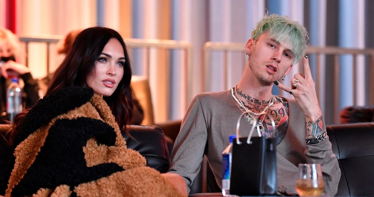 Megan Fox Machine GUn Kelly