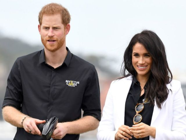 Prince Harry and Meghan Markle's Popularity Rate Sinks to New Record After Oprah Interview
