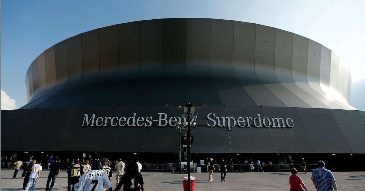 Mercedes-Benz-Superdome