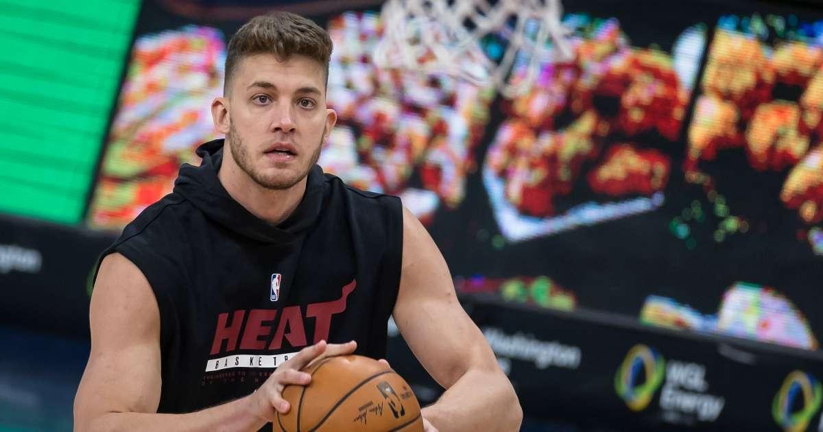 Miami Heat make decision Meyers Leonard ethic slur