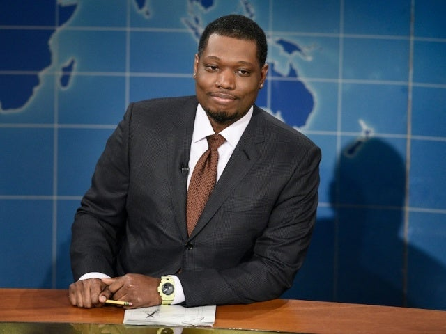 Michael Che Reveals Huge New Project Ahead of 'SNL' Tonight