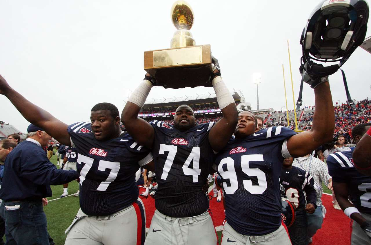 Michael Oher Ole Miss