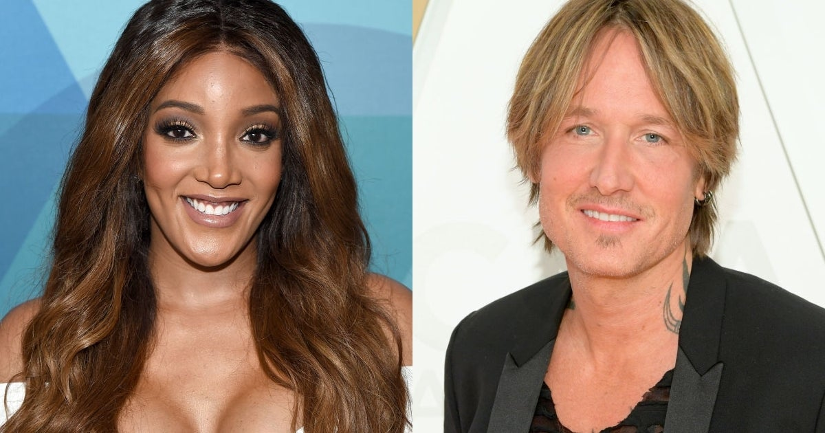 mickey guyton keith urban