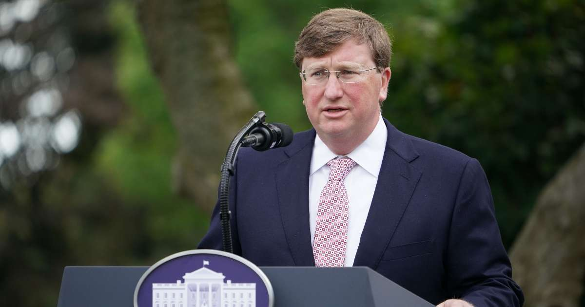 Mississippi Governor makes ruling transgender athletes girls sports