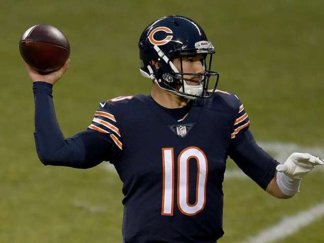Major Update on Mitch Trubisky's Future With the Bears