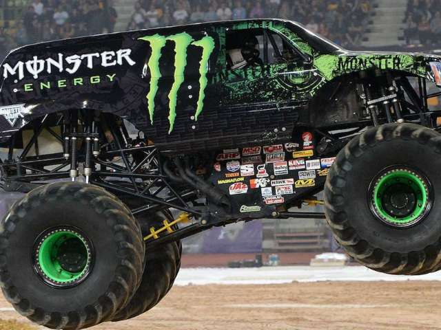 Monster Jam Events Still Going Strong Amidst Pandemic