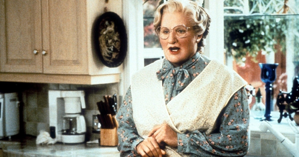 mrs doubtfire getty images