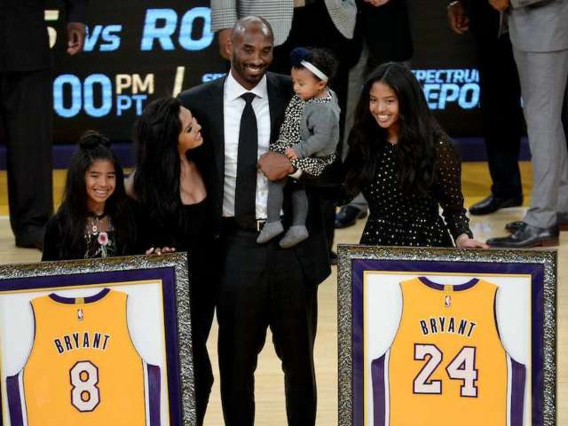 Kobe Bryant's Wife Vanessa Reveals One of Daughter Natalia's College Options