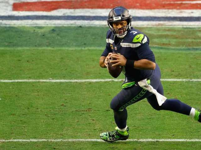 NFL Team Reportedly Made 'Aggressive Pursuit' to Trade for Russell Wilson