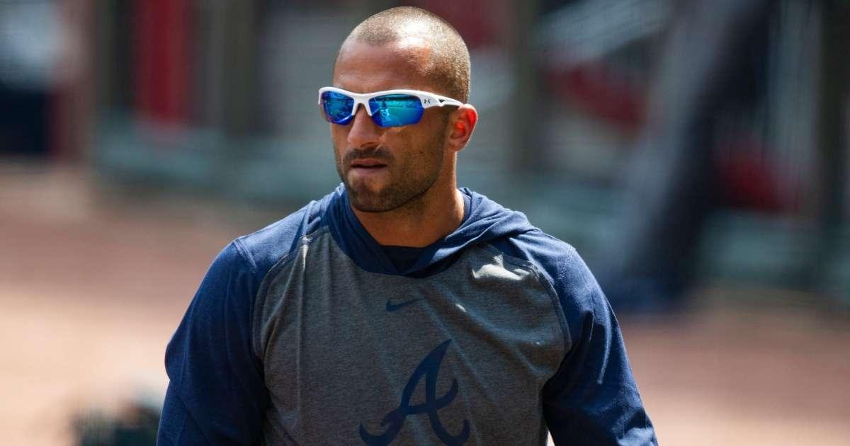 Nick Markakis former Orioles Braves outfielder announces retirement baseball