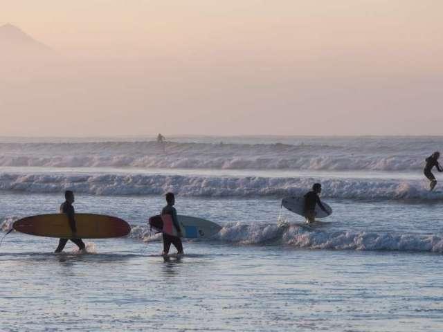 Olympic Surfing Hopeful Killed by Lightning Strike While Training