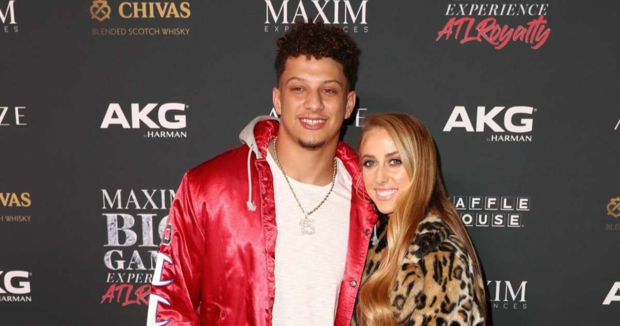 Patrick Mahomes and Brittany Matthews Set Wedding Date After Welcoming First Child.jpg