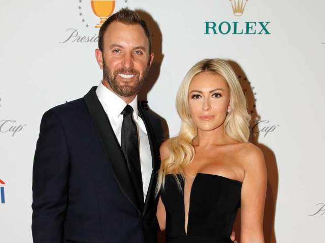 Paulina Gretzky and Dustin Johnson Share Cover of Iconic Magazine