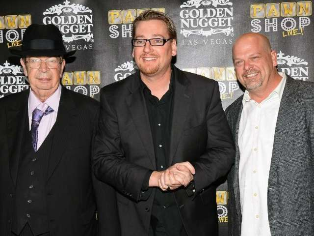 'Pawn Stars' Recruits WWE Legend for Upcoming Episode