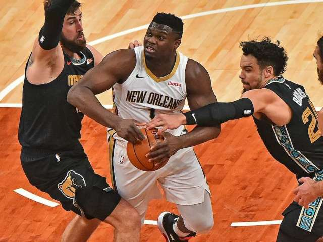 NBA: Eligible Members of New Orleans Pelicans Receive COVID-19 Vaccine