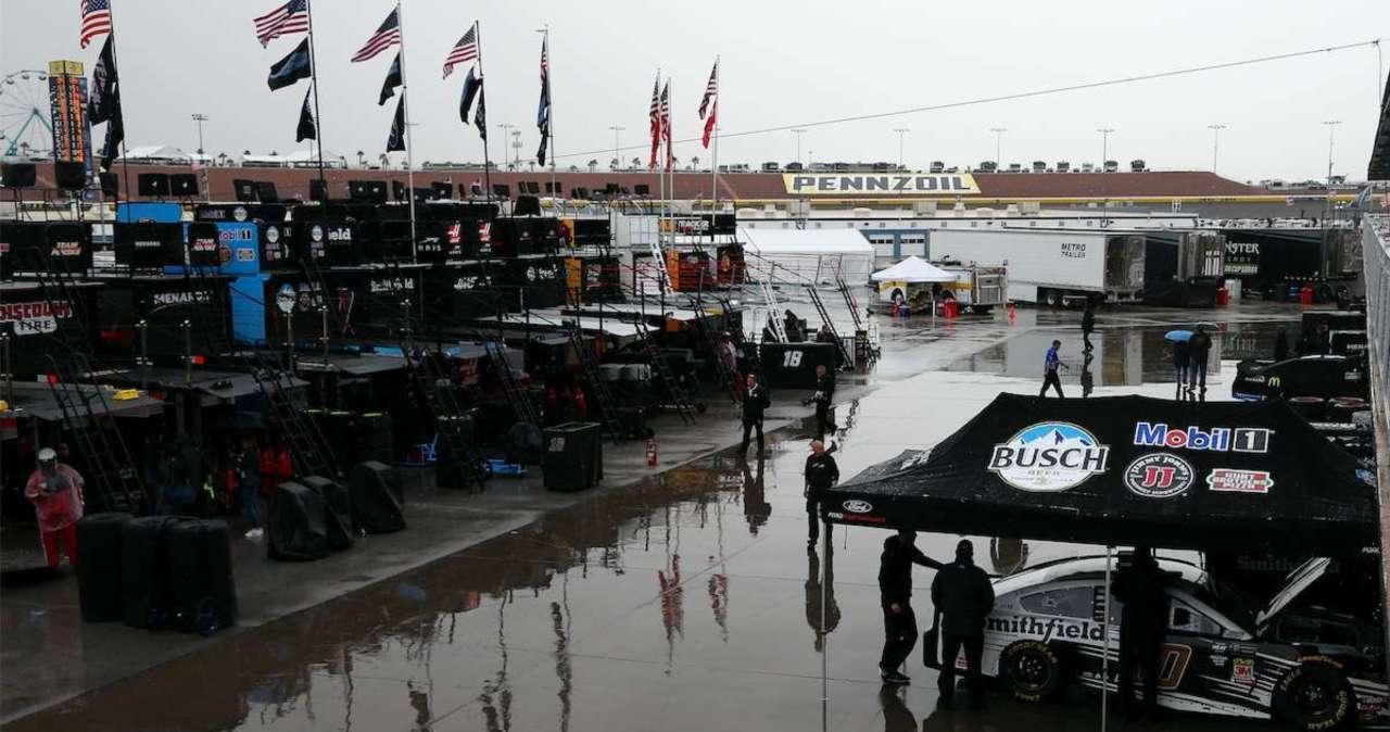 NASCAR Race: Weather Forecast for Sunday's Las Vegas Race.jpg