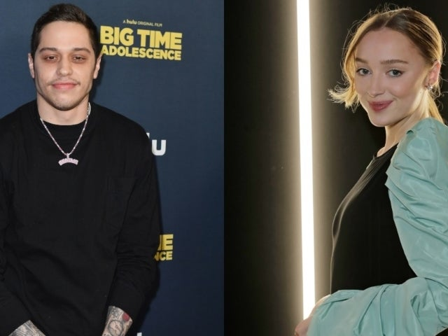 Pete Davidson and 'Bridgerton' Star Phoebe Dynevor Seem to Confirm Relationship