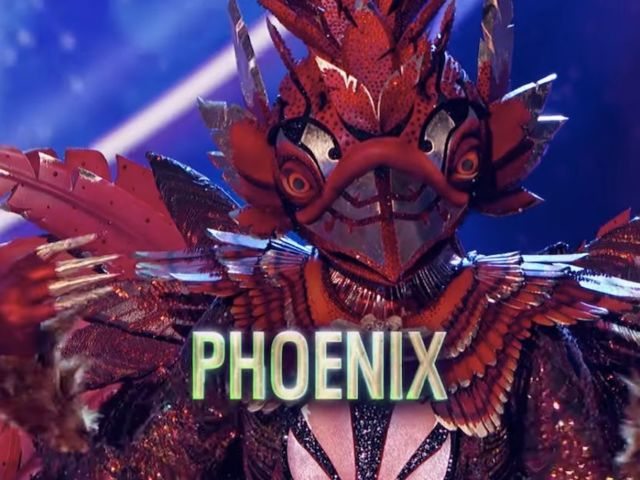 'The Masked Singer': Phoenix Unmasked, Revealed to Be 'KUWTK' Family Member