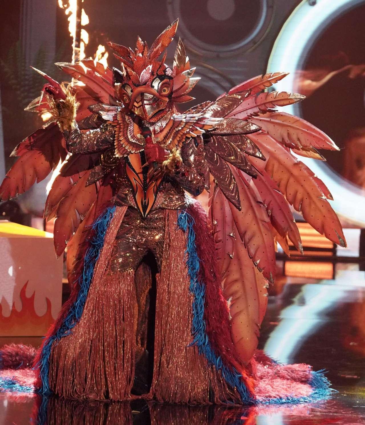 Phoenix Masked Singer Season 5 Fox